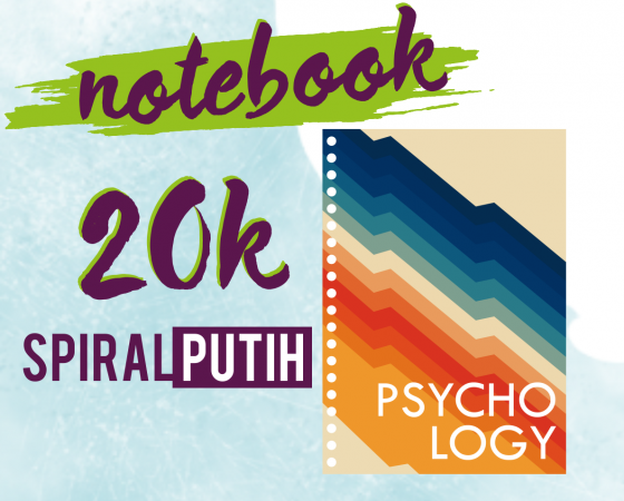 [PSYCHOMERCH] NOTEBOOK
